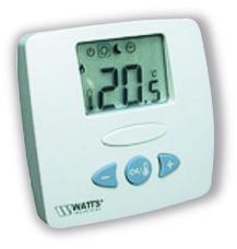 Термостат комнатный с ЖК дисплеем WFHT-LCD (9018586) Watts