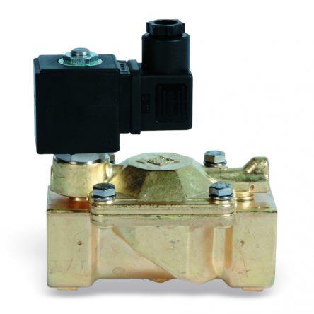 Соленоидный (электромагнитный) клапан 1/2″нормально закрытый Watts