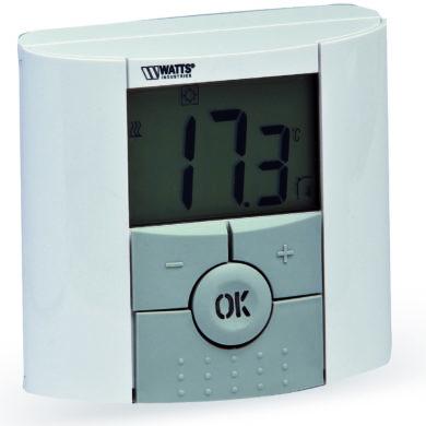 Термостат комнатный проводной с ЖК дисплеем BTD Watts