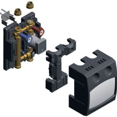Насосный модуль HKF8180 YonPARA25/6_130 20_43C Fix_Point Control Unit