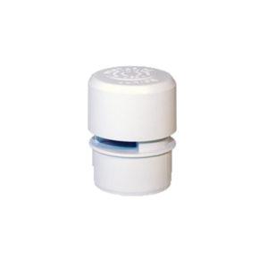 Вентиляционный клапан для канализации 50 (3 л/сек) McAlpine белый