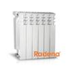Радиатор алюминиевый Радена 350