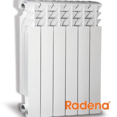 Радиатор алюминиевый Радена 500