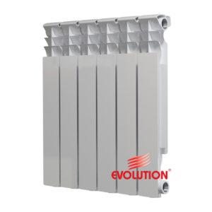 Радиатор биметаллический EvВ 500 4 секции