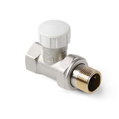 """Клапан термостатический прямой 1/2"""" INSOLO (под ТРГ) (96/24)"""