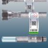 Подводка д/смесителя 30см Monoflex PEX-TECHNOLOGY 12мм М-10 (100/5)