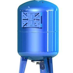 """Гидроаккумулятор STOUT, модель 50 л, М1"""" синий"""
