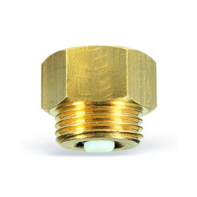 Автоматический запорный клапан для манометра