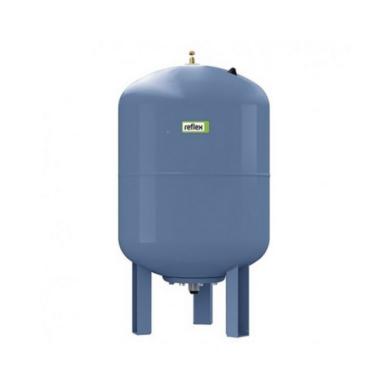 Бак расширительный для отопления и водоснабжения DE 33 (10 бар) ножки Reflex
