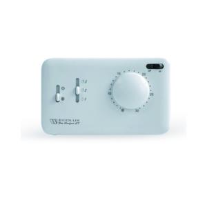 Электронный термостат для фанкойлов FAN COMFORT 2T Watts