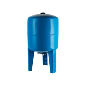 Гидроаккумулятор STOUT вертикальный 80 л, М1_ синий
