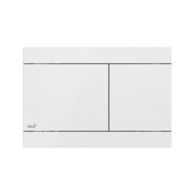Кнопка систем инст. Alca Plast FUN-WHITE