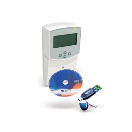 Контроллер LCD PLUS с ЖК-дисплеем для гелиосистем Watts