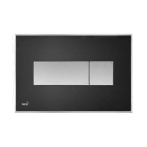 М1374 Кнопка управления систем инстал. доска черная-глянцевая