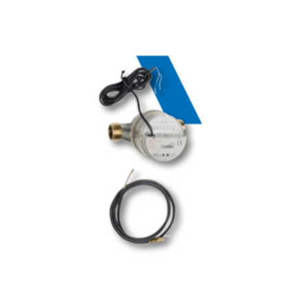 Набор теплосчётчика SES для гелиосистем