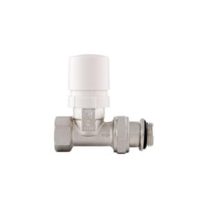 Радиат.клапан прямой с ручкой (ТРГ) (894V)