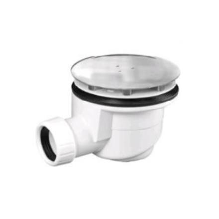 Сифон для душ.поддона нерж 2″ (под акрил) EWN0640(70 mm)