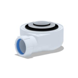 Сифон для душ.поддона1 1_2″ h53мм клик-клак,сетка АНИ Пласт
