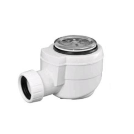Сифон для душевого поддона с нерж.решеткой d70 mm Miano