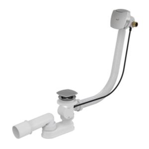 Сифон для ванны с напуском воды через перелив Alcaplast пластик