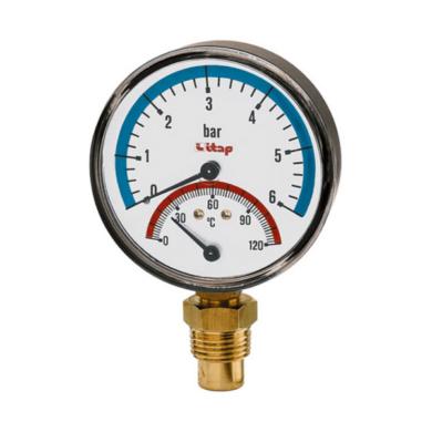 Термоманометр 120-6 (484)