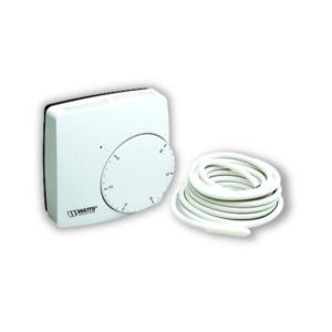 Термостат комнатный проводной с датчиком теплого пола WFHT-DUAL Watts