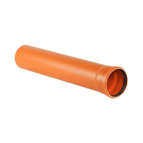 Труба НПВХ ХЕМКОР для наружной канализации