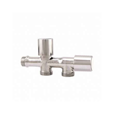 Вентиль для СМА и посудомоеч. машины 1-2(240) Itap