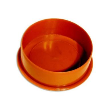 Заглушка для наружной канализационной трубы 160