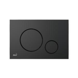 М 678 Кнопка управления Alca Plast (черная-матовая)