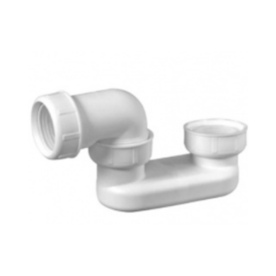 Гидрозатвор для ванной с накидной гайкой Miano M1111