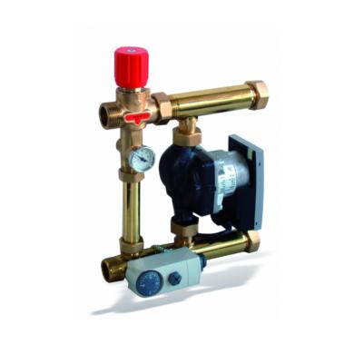 Термостатический регулирующий вентиль Isotherm Lo