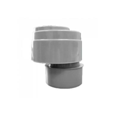 Вентиляционный клапан для канализации 110 (41,1 л_сек) McAlpine серый