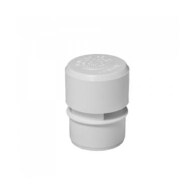 Вентиляционный клапан для канализации 50 (3 л_сек) McAlpine белый