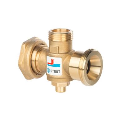 Термостатический смесительный клапан для отопительных систем