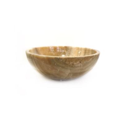 Раковина из оникса желт (1)